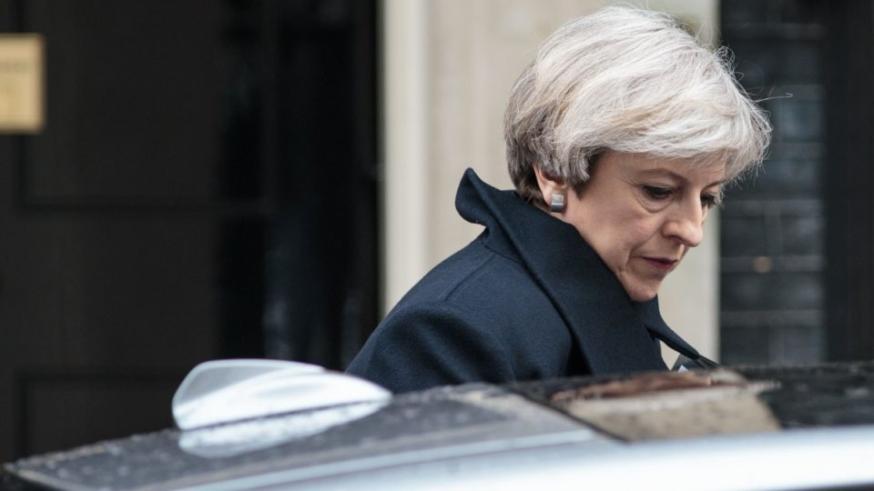 Netanyahu offers condolences to British Prime Minister May