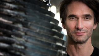 TV star and businessman Todd Sampson does the same thing every morning, no matter where he is.