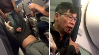 Dr Bao was forcibly removed from the United Airlines flight.