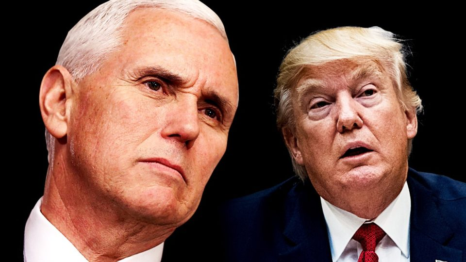 US vice president Mike Pence may offer insights into Mr Trump's thinking when he meets leaders in Sydney.