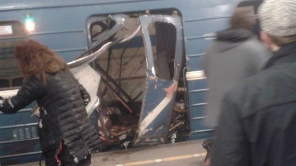 Deadly Blast Rips Through Russian Metro Station, Russian State Media Report