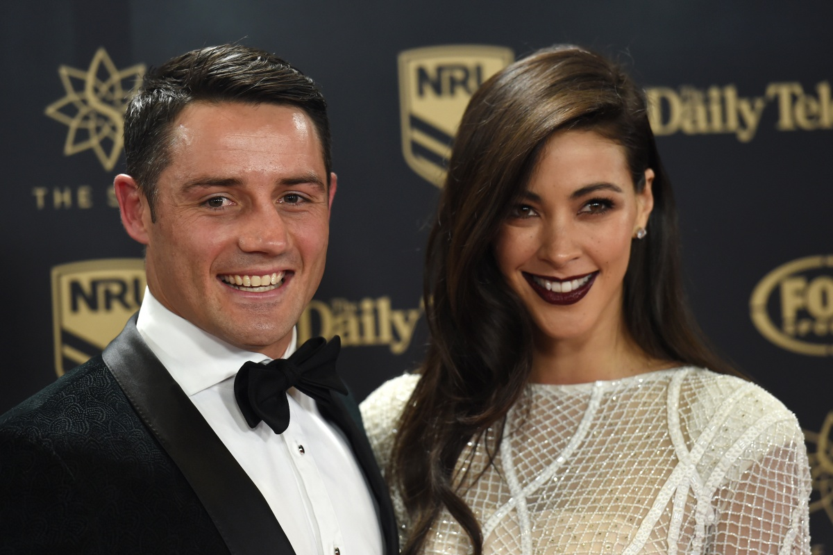 Storm's Cooper Cronk moves to Sydney to put his fiancee Tara Rushton before his career.