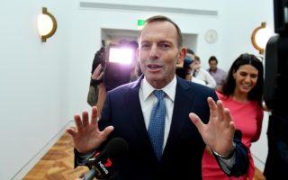 Tony abbott oped on Turnbull government