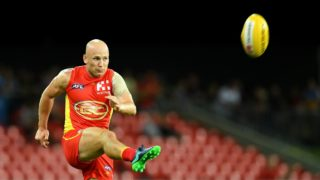 Ablett said he was 'super committed' to the Gold Coast Suns this year.