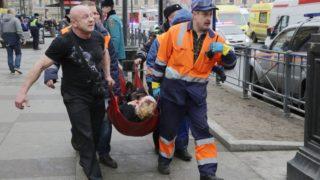 Russian metro bombing
