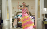 The 2008 romantic comedy 27 Dresses captures the challenges of dressing for a wedding.