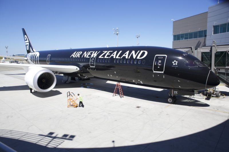"Air New Zealand ""are nailing it""."