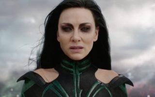 Cate Blanchett Thor