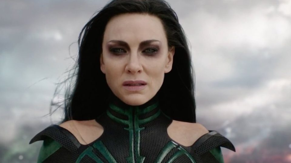 Cate Blanchett turns supervillain in the first look at Thor: Ragnarok