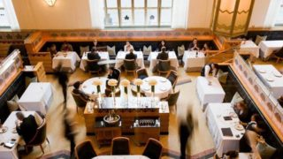 Eleven Madison Park in New York tops the list.