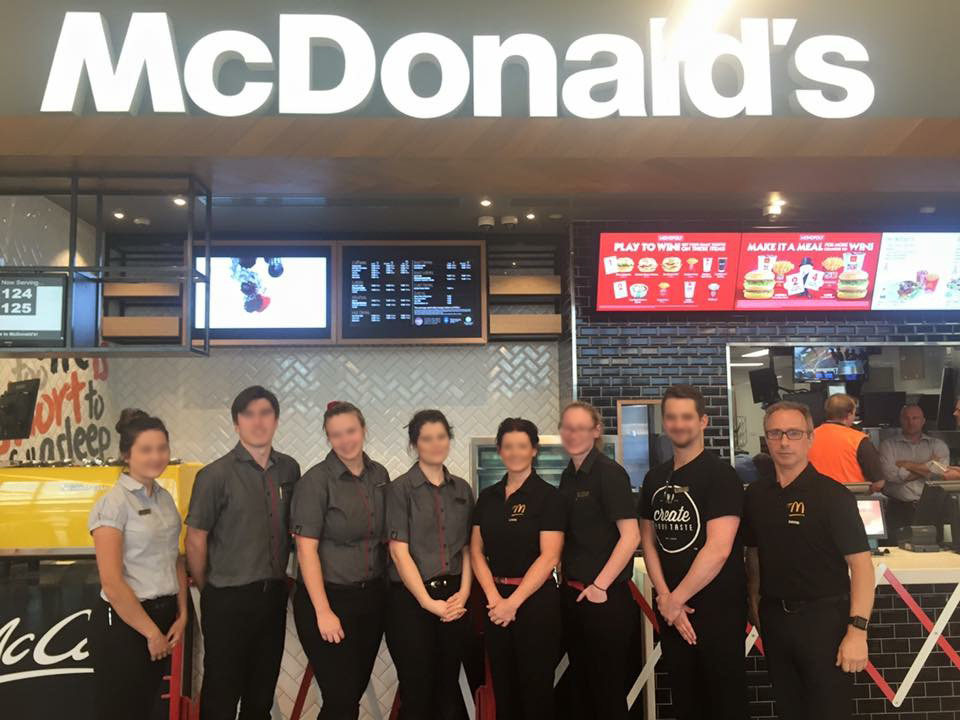 McDonald S Franchisee Sacked For Dodgy Practice The New Daily