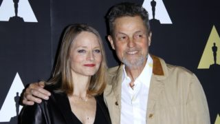 Jonathan demme and Jodie Foster