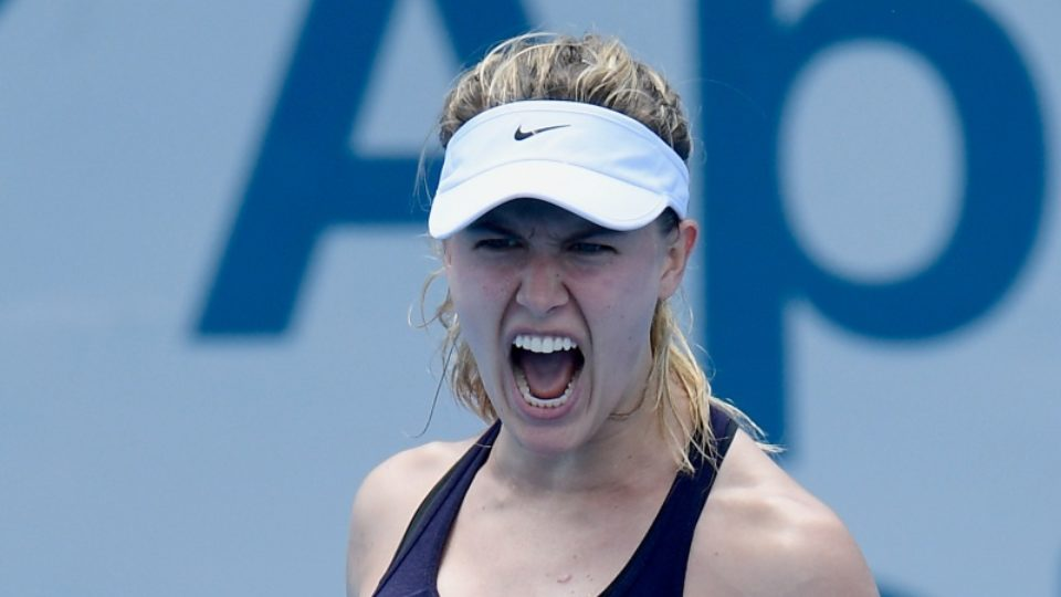 Eugenie Bouchard Did Not Hold Back When Asked About Maria Sharapova
