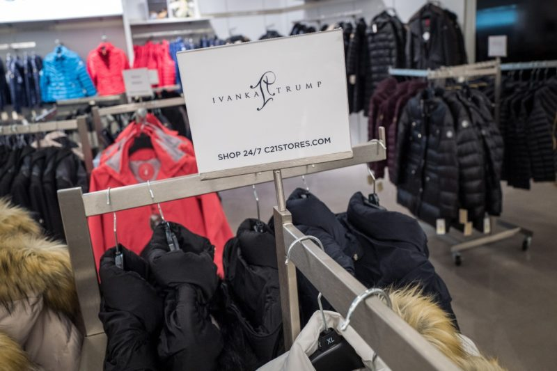 Ivanka Trump clothing