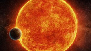 """LHS 1140b has been labelled the """"most exciting new planet in a decade"""" by one astronomer."""