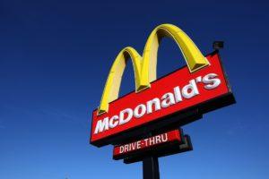 McDonald's closes coronavirus