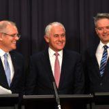 Morrison, Turnbull and Cormann