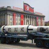 North Korea missile