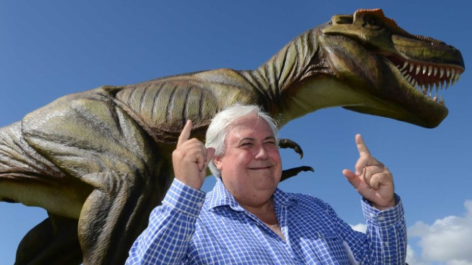 Clive Palmer in court as assets face deep freeze