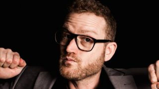 John Safran started carrying a knife as he did research for his new book.