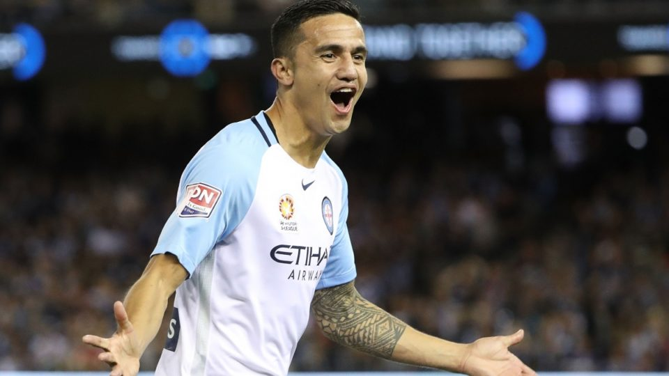 Finals-bound City eyeing A-League derby
