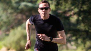 Joe Gagnon ran marathons and boarded long-haul flights straight after.