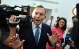 Tony Abbott has contradicted Coalition leadership by suggesting superannuation could be used for house deposits.
