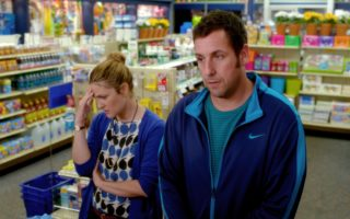 Adam Sandler's films are typically panned by critics but loved by audiences.