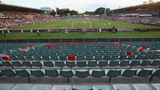 Attendance at A-League matches has been stagnating at lacklustre levels.