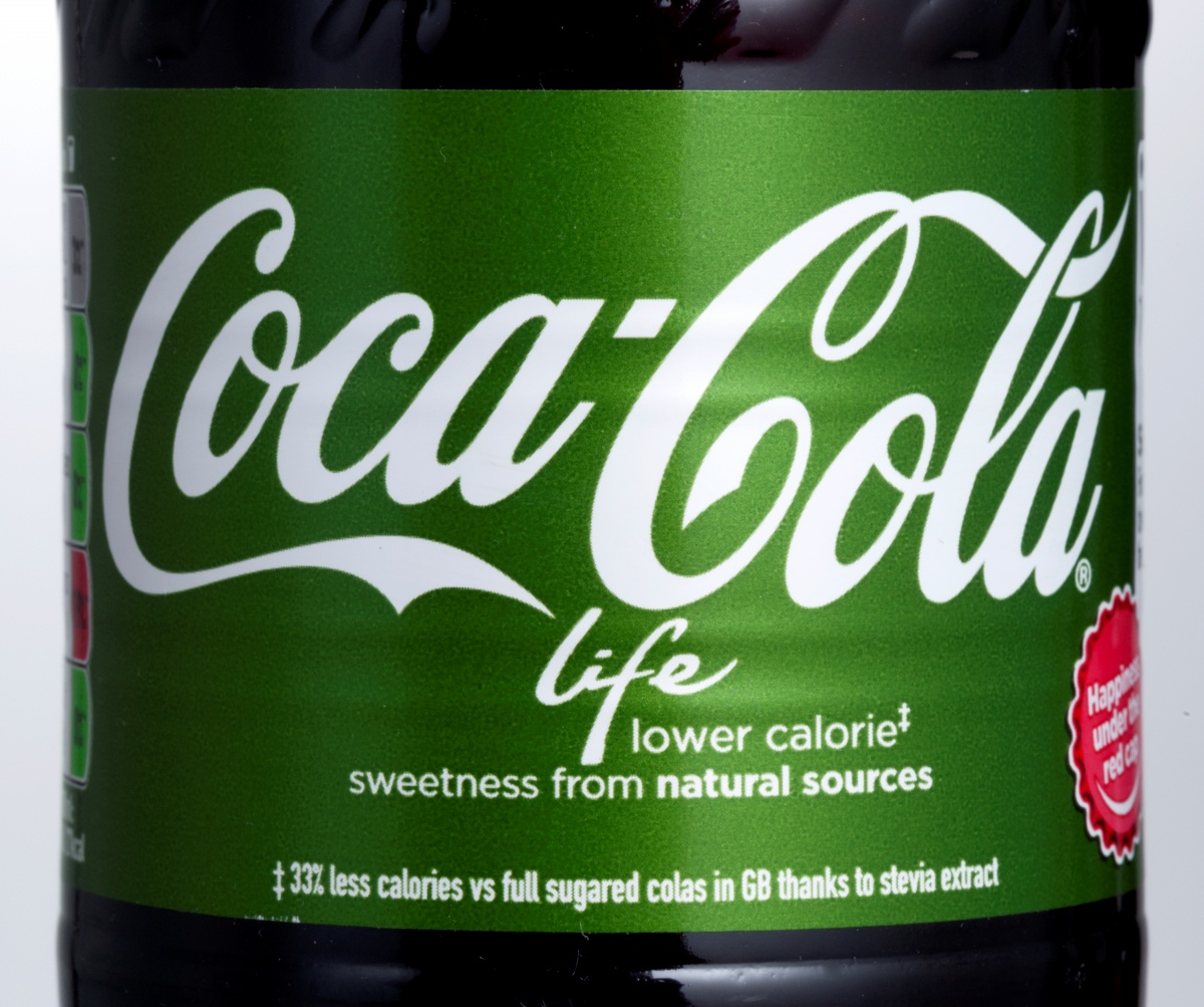Coke Life can no longer be found on Australian supermarket shelves.