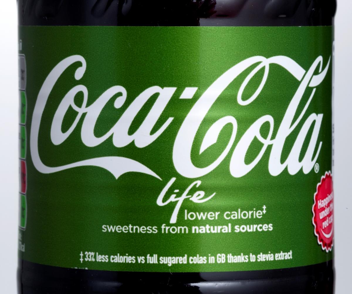 Coke Life can no longer be found on Australian supermarket shelves.