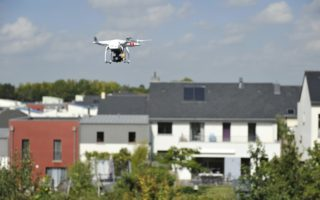 Could a drone be watching you in your backyard?