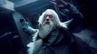 The actor will be the third Brit to play the wizard.