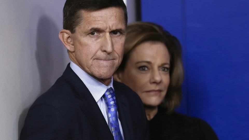 White House: Flynn hid income from Russian firms