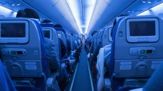 Overbooked flights common