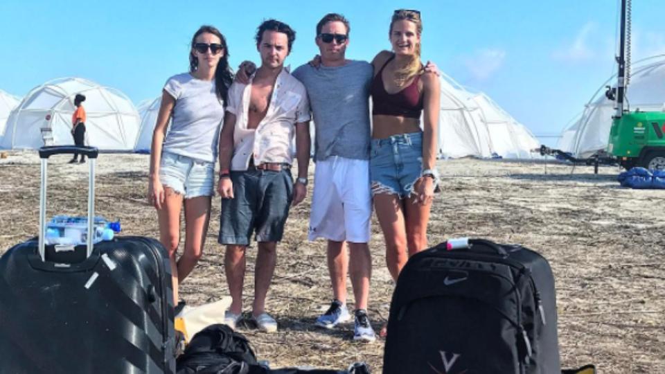 Ja Rule's Fyre Festival hit with $100 million class-action lawsuit