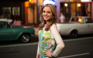 Could sole female nominee Jessica Marais claim the Gold?