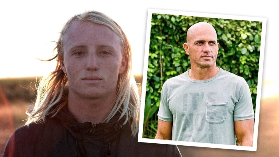 Kelly Slater saves teen's life