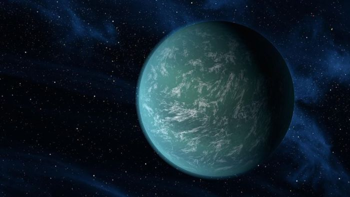 In December 2011 Kepler 22b was confirmed as the first potentially habitable planet orbiting in the Goldilocks Zone of a Sun-like star.