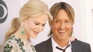 Fans of Nicole Kidman, pictured with husband Keith Urban, rated 'To Die For' as her greatest performance.