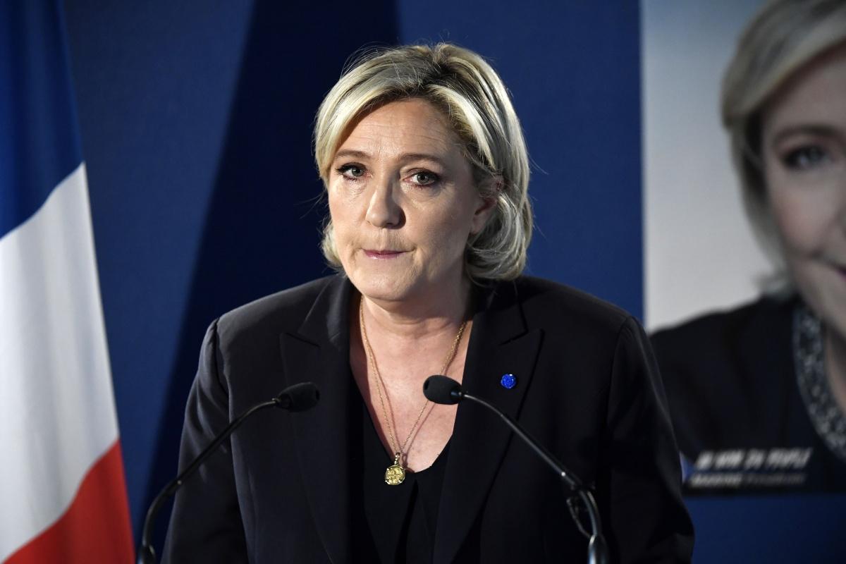 Marine Le Pen. Photo: Getty