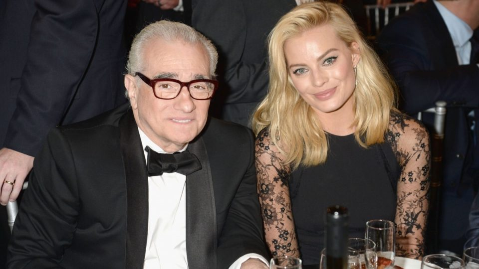 "Martin Scorsese says Margot Robbie has a ""unique audacity""."