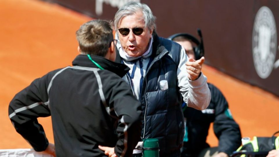 Tennis legend Ilie Nastase banned for Serena 'chocolate' comments
