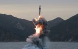 The US, Japan and South Korea all fear nationalist celebrations in Pyongyang could be marked with another provocative missile or nuclear test.