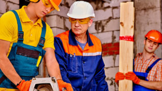 Workers aged between 25 and 45 are most likely to receive training.