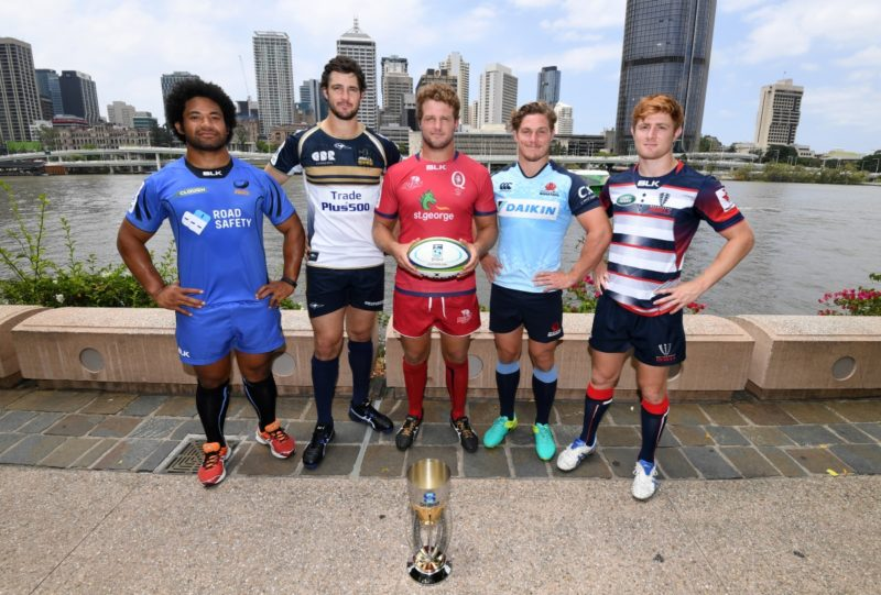 Two of Australia's five Super Rugby teams are in the firing line and one is sure to get the axe. Photo: AAP