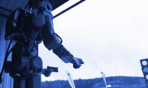 russia robot