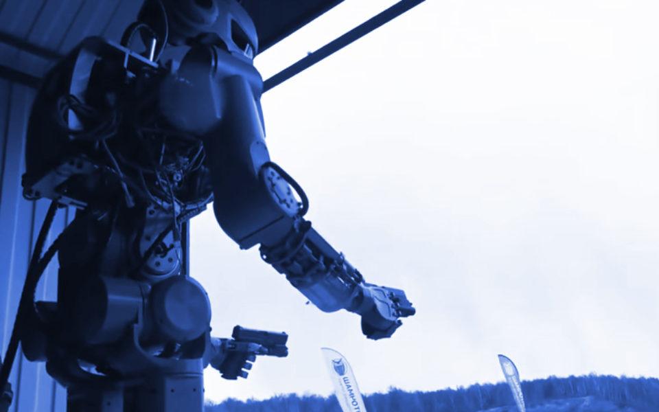 Russian forex robot