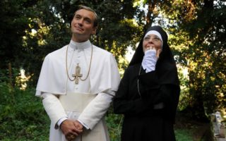 Jude Law plays the first American Pope in a new series on SBS.