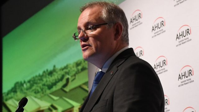 Monumental shift: Scott Morrison may be about to abandon the budget surplus